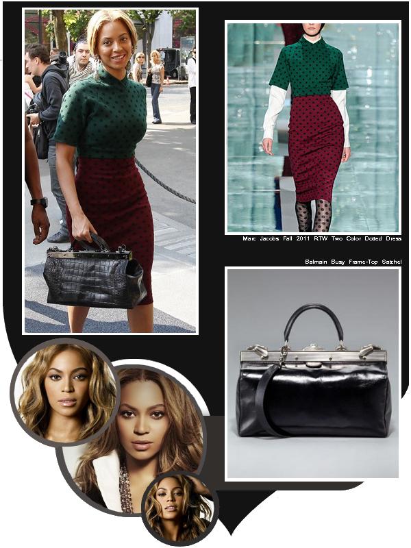 Beyoncé poursuit ses aventures parisiennes, it's so chic