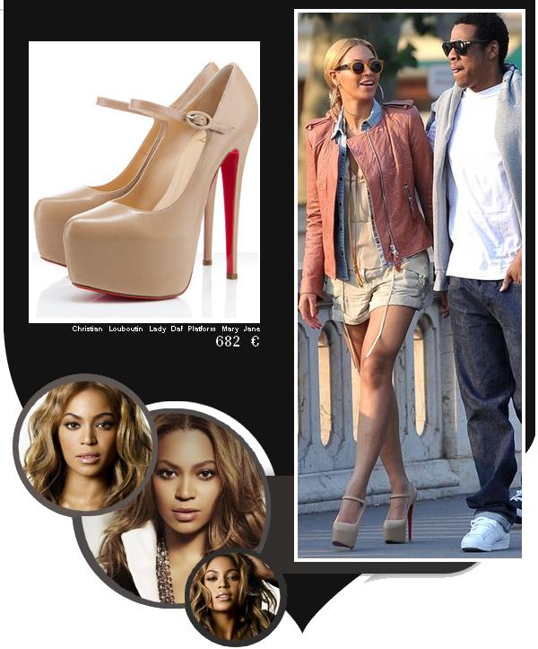 Beyoncé se ballade a Paris avec Jay-z le 25 Avril