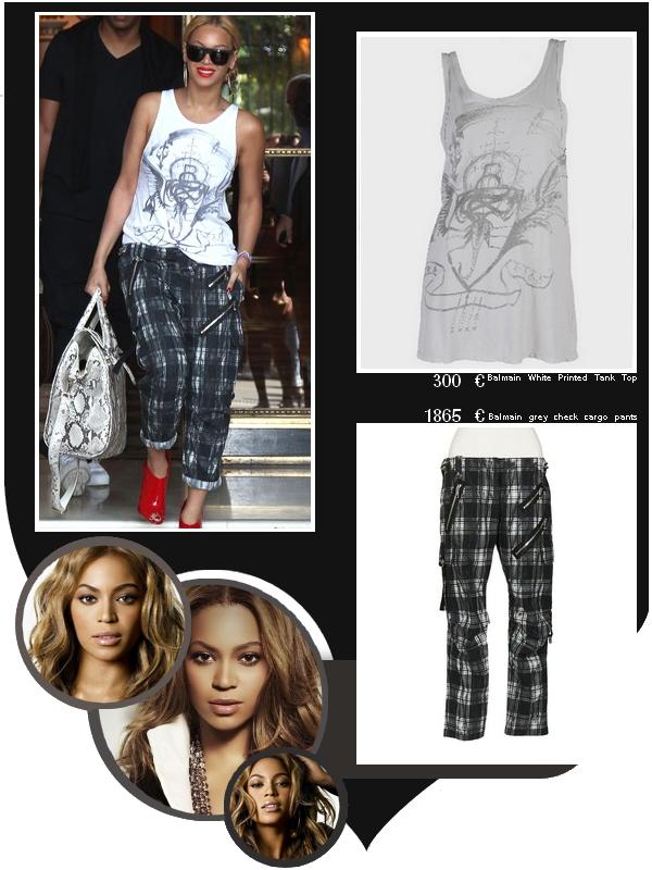 Le 26 Avril 2010 Beyoncé et Jay-Z ont quitté Paris