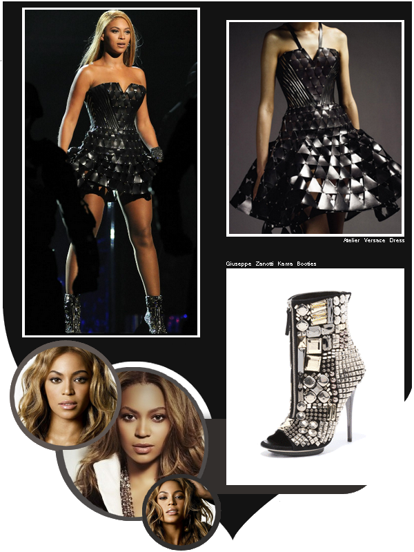 Beyonce reine des Grammy Awards 2010