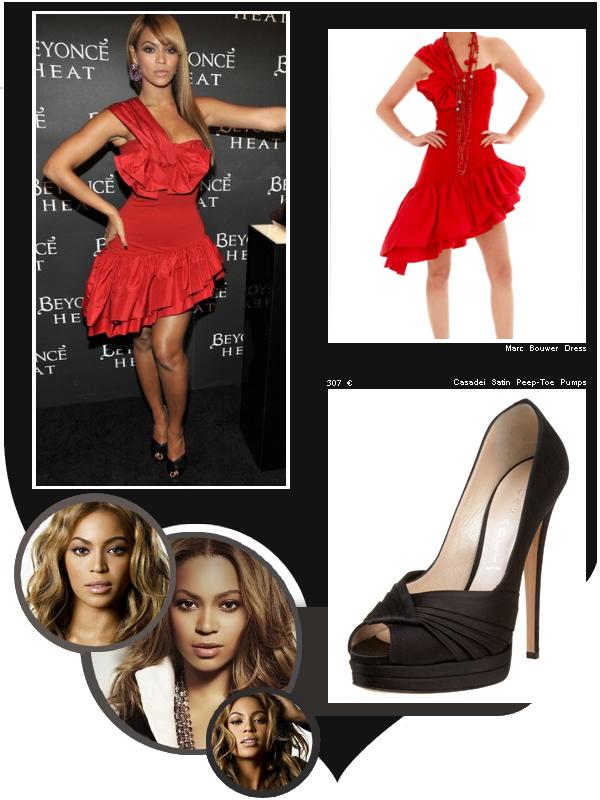 Beyoncé lançait en Fevrier 2010 Heat