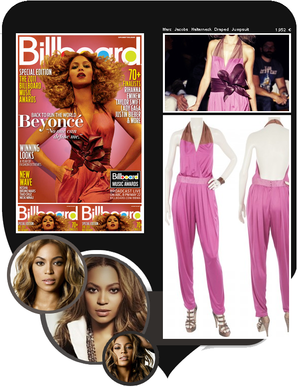 Beyoncé pose pour Billboard