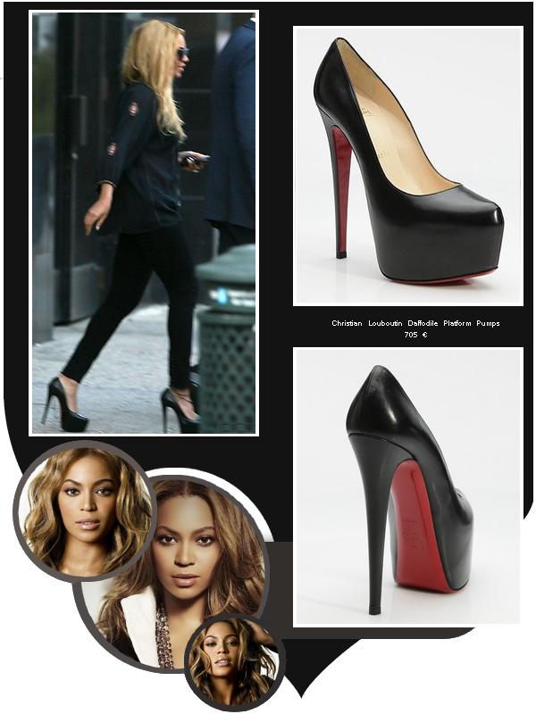 Le 12 Mai 2011, Beyoncé a été aperçu dans les rues de New-York