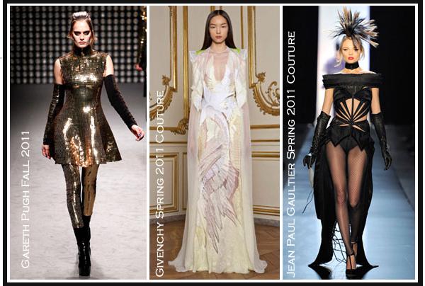 """Zoom sur les différentes tenues que porte Beyoncé pour """"Run the World (Girls)"""" vidéo"""