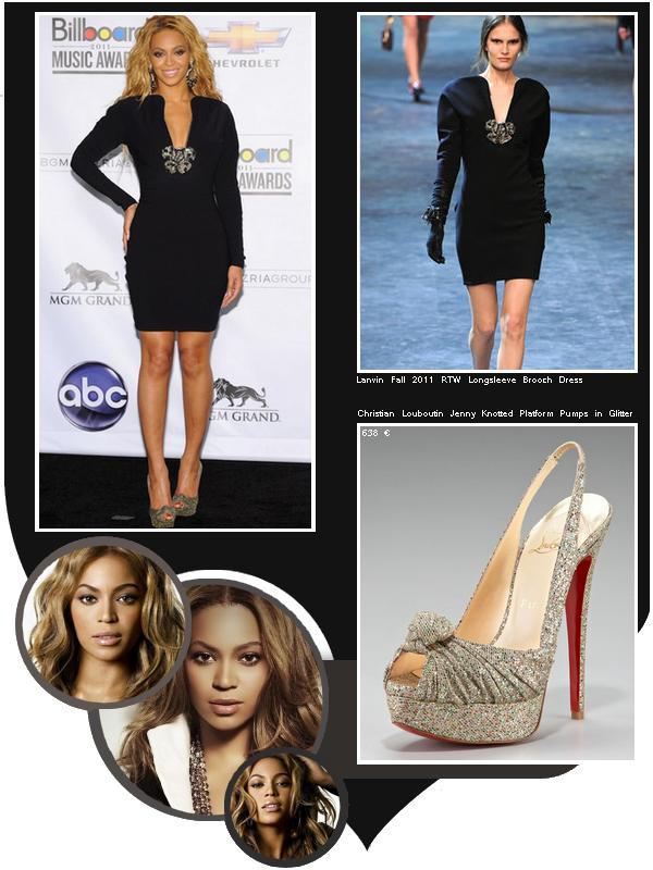 Beyoncé enflamme la scène des Billboard Music Awards