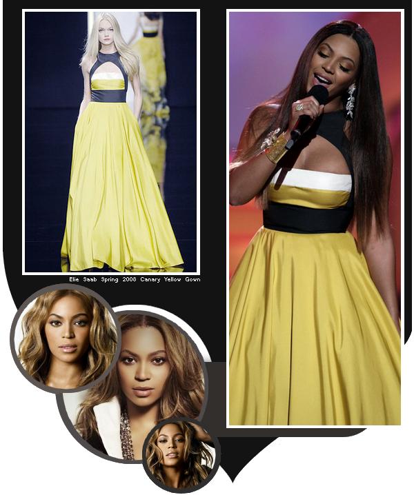 En 2007 Beyoncé interpretait la chanson  Somewhere over the Rainbow