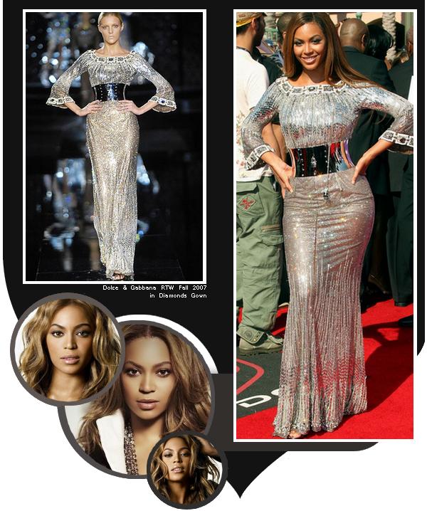 Beyoncé grande gagnante aux Bet Awards 2007