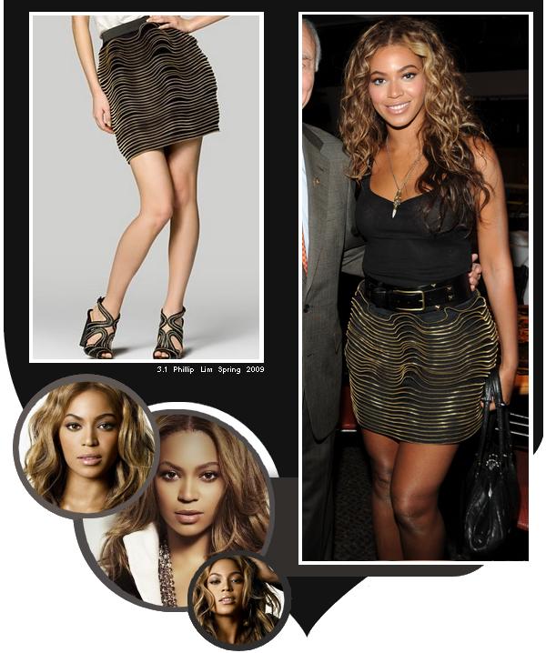 Le 30 août 2010, Beyoncé participait à une conférence de presse