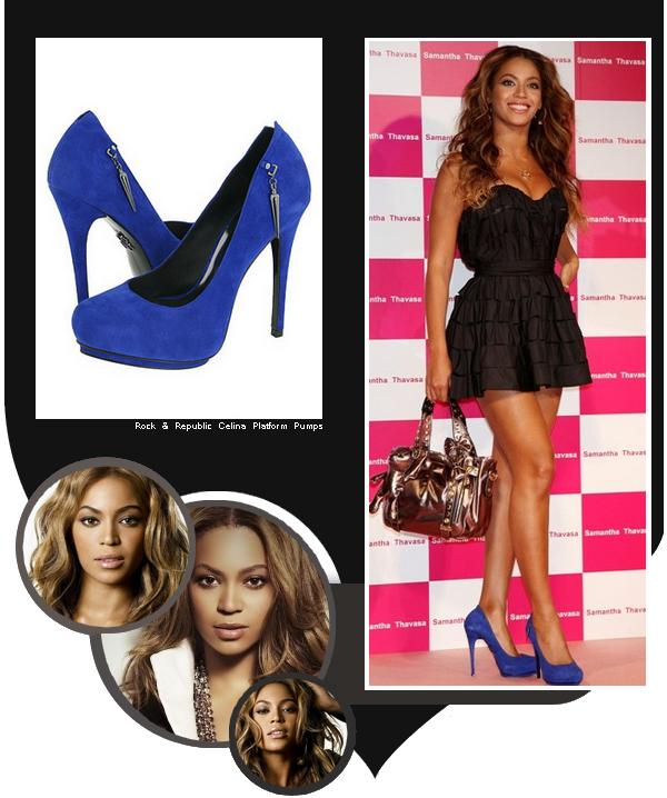 Beyoncé porte des Rock & Republic  qui coûte 190 ¤