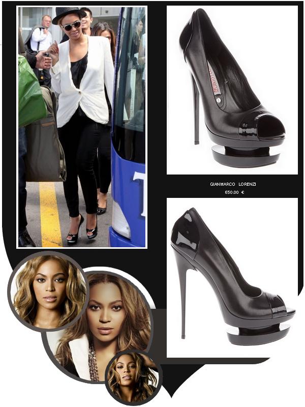 Beyoncé vient de faire son entrée à Nice !