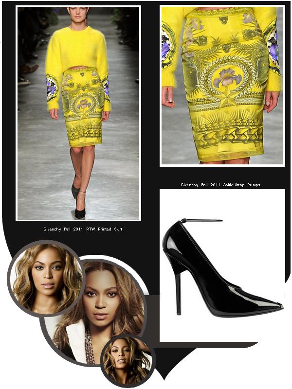 Beyoncé en couverture du ''W'' de juillet 2011 / partie 4