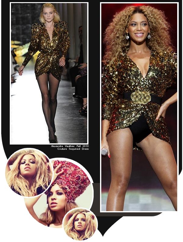 Beyoncé à Glastonbury