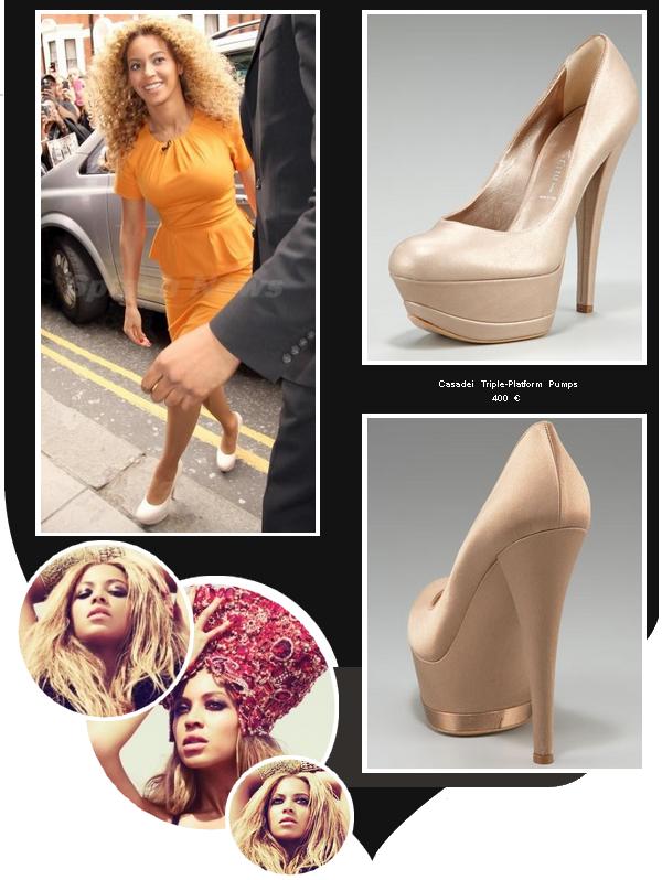 Beyoncé sur le plateau du talk show de Piers Morgan