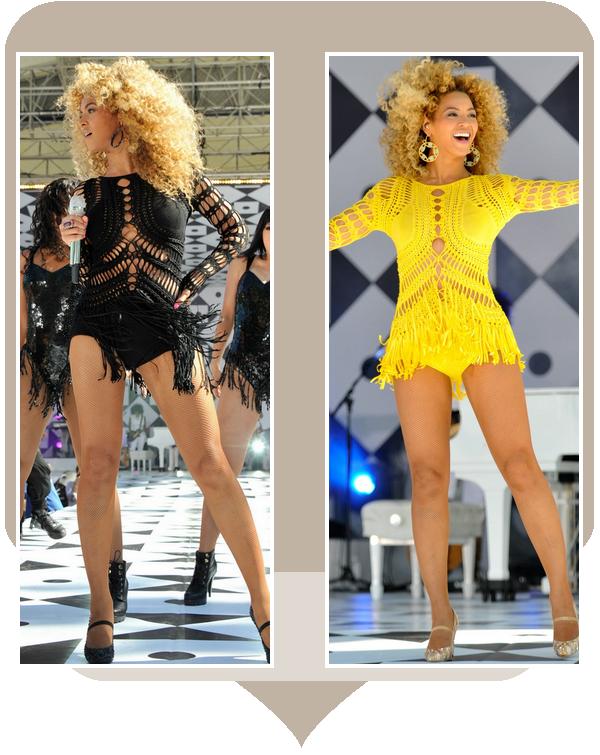 V.S : Beyonce / Beyonce
