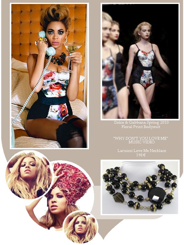 Beyoncé : Why don't you love me