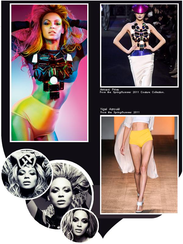 Beyoncé pose pour le magazine Complex