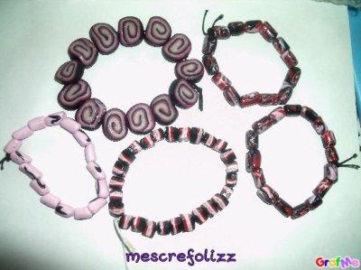 bracelet fimo