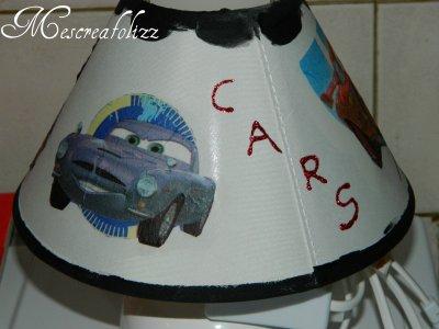 lampe cars PLUS DISPO