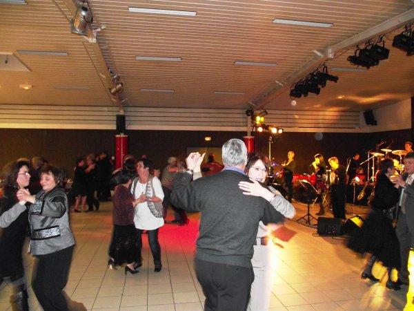 repas dansant 2012 activité pour financer certain projet