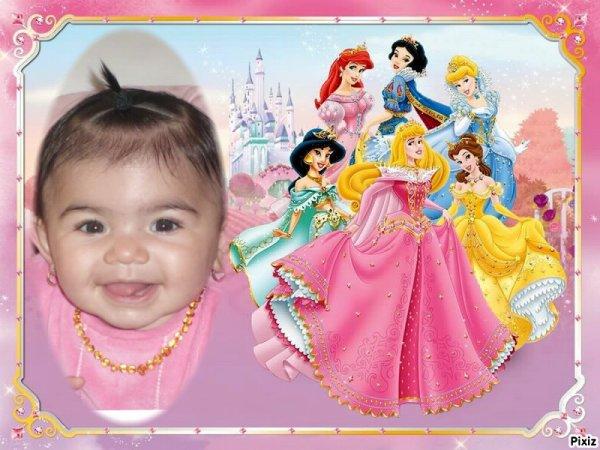 la petite fille la plus belle du monde