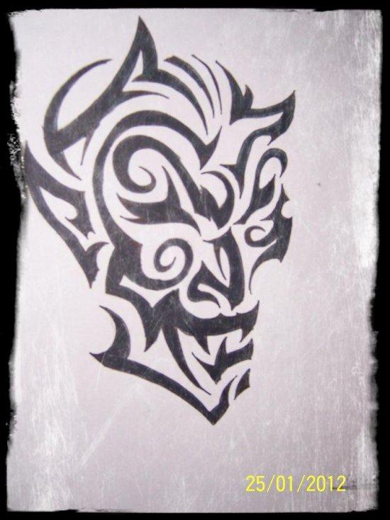 démon Skin
