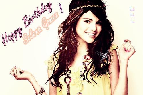 En ce 22 Juillet.. Selena Fête ses 19 ans ♥