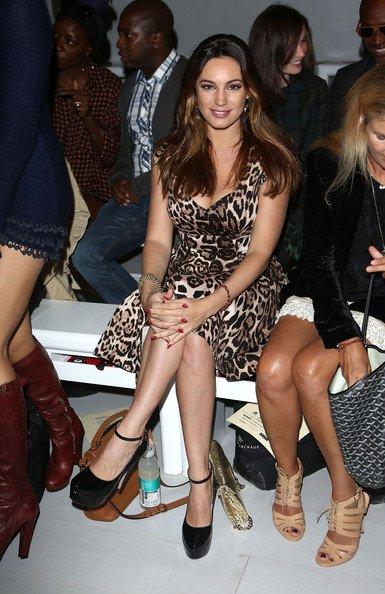 Victoria Pendleton, Kim Kardashian, Kelly Brook, Audrina Patridge, Alexa Chung, Paris Hilton