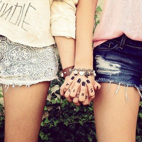 ~ Friends Forever ♥ ~