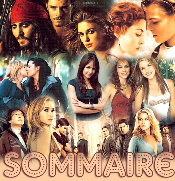 SOMMAIRE      Créa - Texte