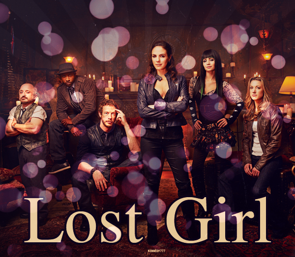 SERIE : LOST GIRL Créa - Texte