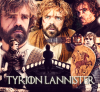 GAME OF THRONES : TYRION LANNISTER Créa - Texte