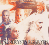 GAME OF THRONES : DAENERYS TARGARYEN Créa - Texte