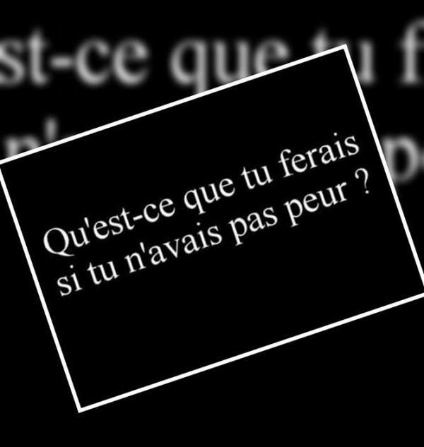 ~ Question ~ ..