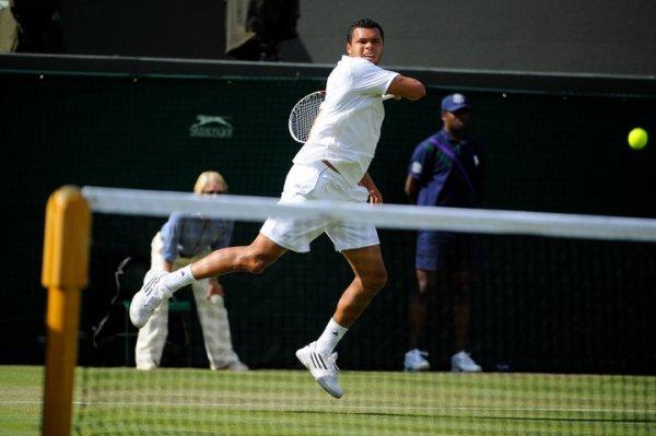2 ème tour de Wimbledon 2011 : Tsonga-Dimitrov