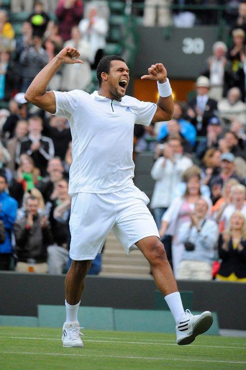 3ème tour de Wimbledon 2011 : Tsonga-Gonzalez