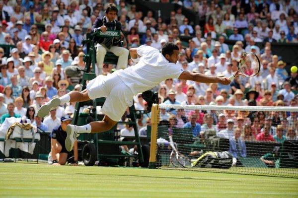 1/2 finale de Wimbledon 2011 : Tsonga-Djokovic