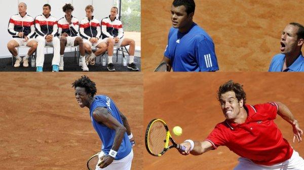 Victoire de l'équipe de France en Coupe Davis face à l'Allemagne (2011)
