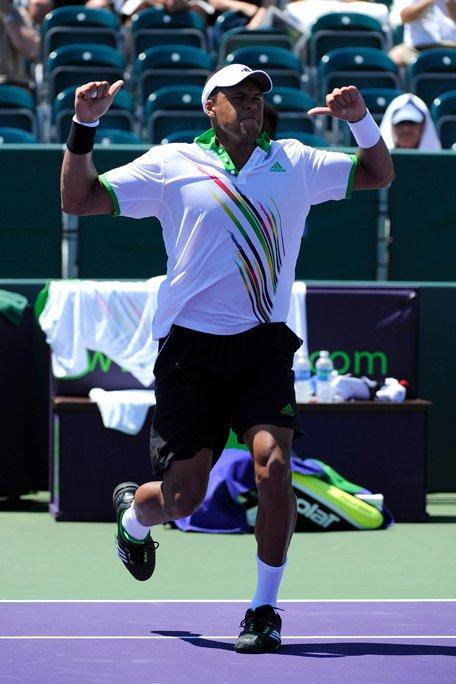 Jo Wilfried Tsonga VS Roger Federer - 1/8 de finale de Montréal