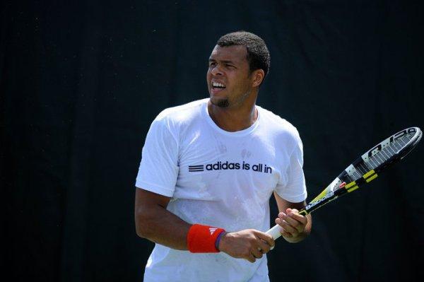 Jo Wilfried Tsonga VS Alex Bogomolov - 2ème tour de Cincinnati