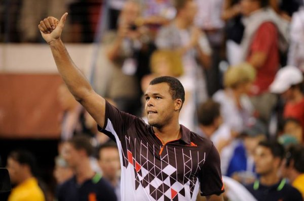 Jo Wilfried Tsonga VS Fernando Verdasco - 3e tour de l'US Open 2011