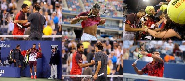 Quelques photos souvenirs de l'US Open 2011