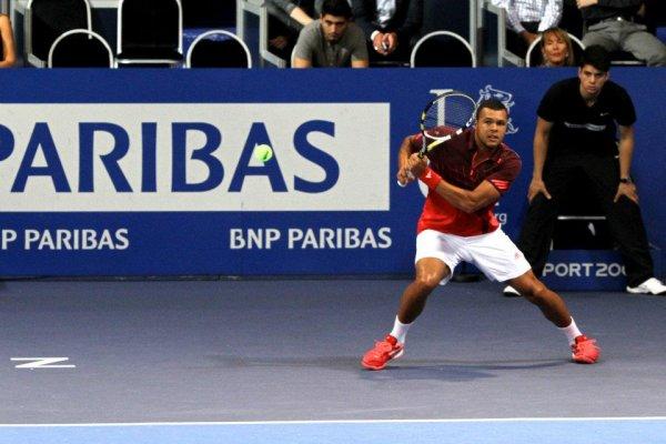 Jo-Wilfried Tsonga VS Nicolas Mahut - Open de Moselle 2011