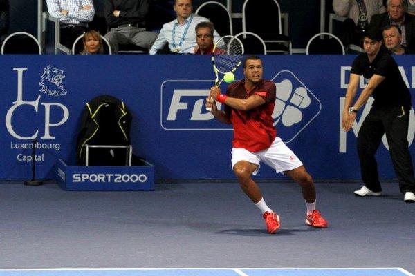 Jo-Wilfried Tsonga VS Alexandr Dolgopolov - Open de Moselle 2011