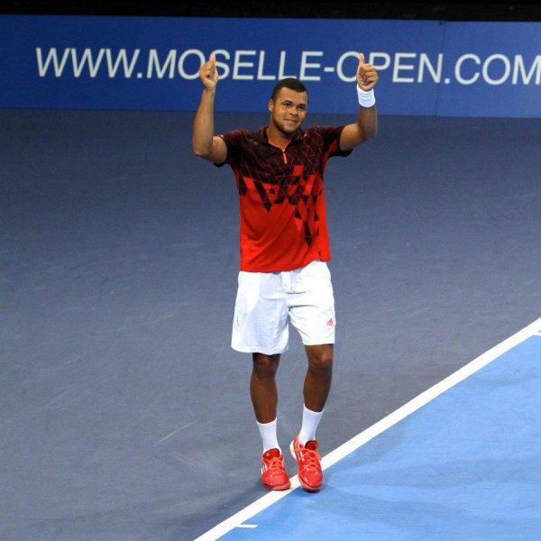 Jo-Wilfried Tsonga VS Ivan Ljubicic - Open de Moselle 2011