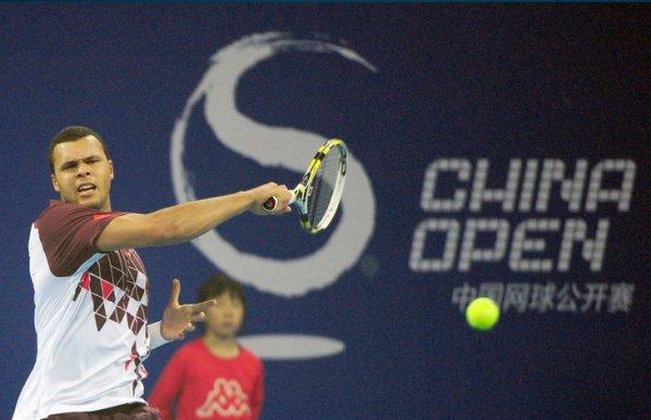 Jo-Wilfried Tsonga VS Grigor Dimitrov - Pékin