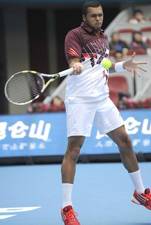 Jo-Wilfried Tsonga VS Juan Carlos Ferrero - Pékin