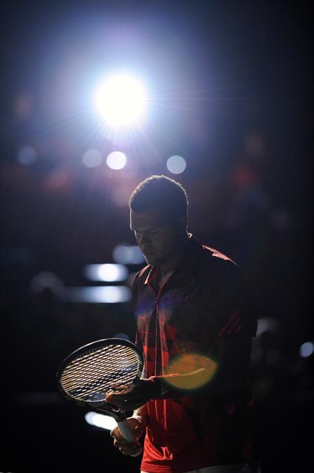 Jo-Wilfried Tsonga VS Andreas Seppi - Masters Paris-Bercy