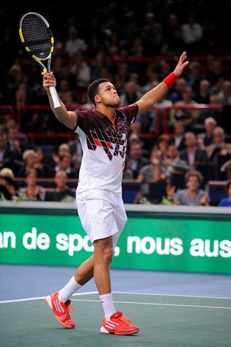 Jo-Wilfried Tsonga VS John Isner - Masters Paris-Bercy