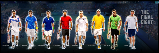 ATP World Tour Finals 2011