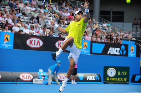 Jo-Wilfried Tsonga VS Michael Llodra - Indian Wells 2012